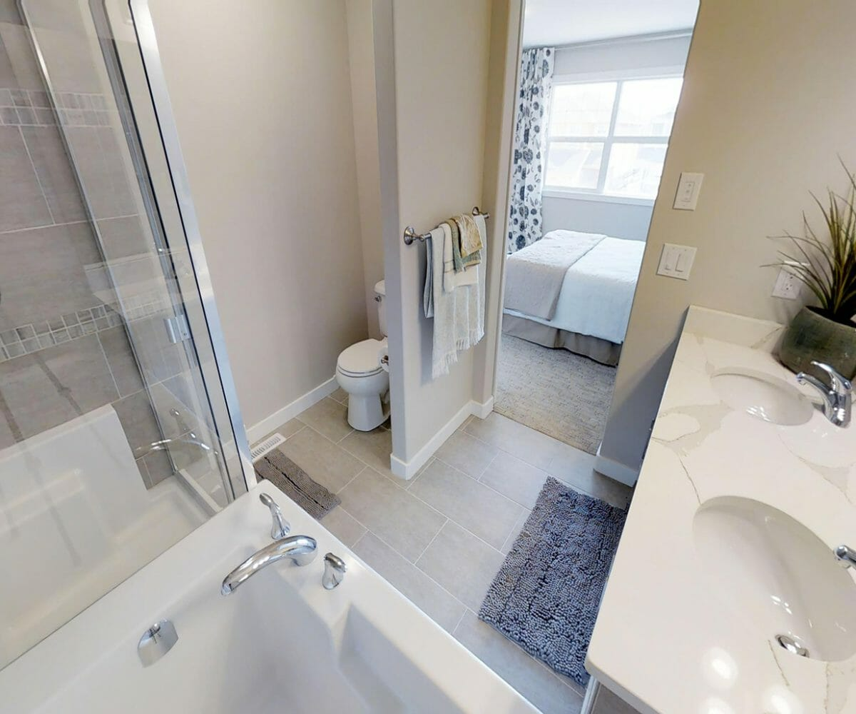 Cove Complete Bathroom Suite: North Prairie Developments